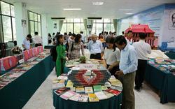 Triển lãm sách kỷ niệm 50 năm thực hiện Di chúc của Chủ tịch Hồ Chí Minh