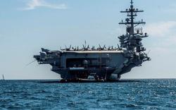 Nóng Iran, duyên cớ khí tài Mỹ rầm rộ đổ bộ Trung Đông?