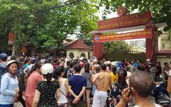 Nghệ An: Cháy trường mầm non, hàng trăm cháu sơ tán sang doanh trại quân đội