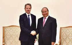 Thủ tướng Nguyễn Xuân Phúc tiếp ông Timothy Geithner, Chủ tịch Quỹ Warburg Pincus