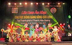 Liên hoan Âm nhạc khu vực đồng bằng sông Cửu Long năm 2019 sẽ diễn ra tại Cà Mau