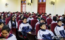 Hơn 41% học sinh lớp 12 đất học Nghệ An không đăng ký học đại học, cao đẳng