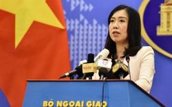 Bộ Ngoại giao bác bỏ mọi nội dung phát biểu liên quan đến Việt Nam của Người Phát ngôn Bộ Ngoại giao Trung Quốc
