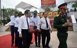 Đón nhận, an táng 17 hài cốt liệt sỹ hy sinh tại Lào