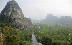 Thanh Hóa: Đầu tư khai thác phát huy giá trị danh thắng quốc gia núi Kim Sơn