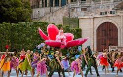 Vũ hội Ánh Dương - bữa tiệc thời trang hoành tráng trên đỉnh Bà Nà