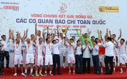 Press Cup 2019: Đài truyền hình Việt Nam xưng vương sau chiến thắng trước Tuổi trẻ Thủ đô