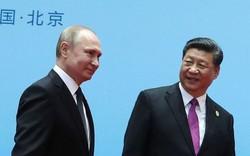 Nga và Trung Quốc
