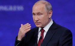 Tổng thống Putin hé lộ quyết tâm