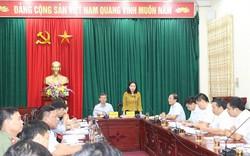 Thứ trưởng Trịnh Thị Thủy kiểm tra việc thực hiện Phong trào toàn dân đoàn kết xây dựng đời sống văn hóa