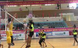 10 đội tranh tài Giải bóng chuyền trẻ tỉnh Đồng Tháp