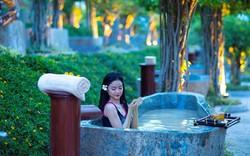 Thêm một bãi tắm bùn của thành phố biển Nha Trang đi vào hoạt động