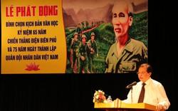 Bộ VHTTDL phát động Bình chọn kịch bản văn học kỷ niệm 65 năm Chiến thắng Điện Biên Phủ