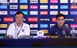 HLV Thái Lan phải giải trình sau thất bại tại King's Cup trong ngày hôm nay