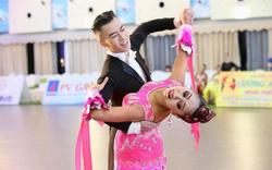 Hơn 300 bộ huy chương được trao tại Giải vô địch trẻ khiêu vũ thể thao Quốc gia