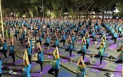 Yoga cho cuộc sống xanh