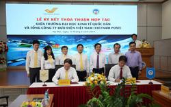 """Sinh viên Đại học Kinh tế Quốc dân sẽ được nhận học bổng """"VIETNAM POST - Đồng hành cùng Sinh viên"""""""