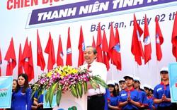 """Phó Thủ tướng Trương Hoà Bình đánh giá cao tinh thần """"vì nhân dân, vì đất nước của thanh niên tình nguyện"""