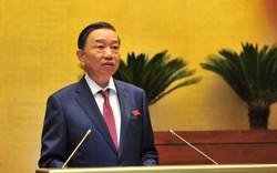 Đại tướng Tô Lâm sẽ là thành viên Chính phủ đầu tiên đăng đàn trả lời chất vấn của các đại biểu Quốc hội