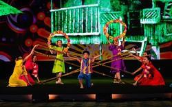 Ngỡ ngàng trước màn trình diễn chuyên nghiệp của thiếu nhi quốc tế trong gala tại Vinpearl Land Nam Hội An
