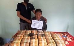 Bắt giữ đối tượng người Lào với hơn 100.000 viên ma túy tổng hợp