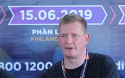 Đội Anh hứa hẹn gây bất ngờ với 700 quả pháo nước trong đêm thứ tư DIFF 2019