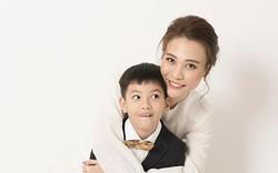 Đàm Thu Trang đăng ảnh thân thiết bên con trai của Hồ Ngọc Hà - Cường Đô La