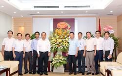 Thứ trưởng Lê Khánh Hải chúc mừng các cơ quan báo chí nhân Ngày Báo chí cách mạng Việt Nam