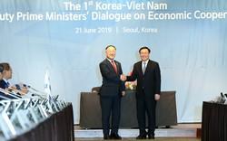 Việt- Hàn: Lần đầu đối thoại kinh tế cấp Phó Thủ tướng đạt nhiều thoả thuận