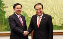 Việt Nam đề nghị Hàn Quốc mở rộng hợp tác trong lĩnh vực lao động, du lịch…