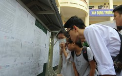 Bộ GDĐT chính thức công bố đáp án các môn thi trắc nghiệm