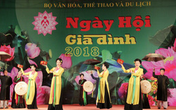 Nhiều hoạt động ý nghĩa tại Ngày hội Gia đình Việt Nam năm 2019