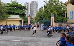 Hà Nội: Tăng cường bảo đảm an ninh trật tự trường học