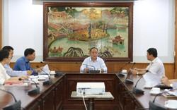 Đẩy nhanh tiến độ thực hiện các nhiệm vụ Chính phủ giao cho Bộ VHTTDL