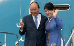 Thủ tướng đến thành phố Osaka, bắt đầu chuyến tham dự Hội nghị Thượng đỉnh G20 và thăm Nhật Bản