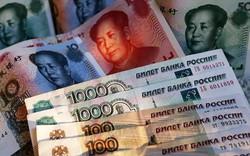 Tiền tệ Nga – Trung hợp lực
