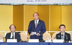 Thủ tướng đối thoại với lãnh đạo 25 tập đoàn lớn của Nhật Bản