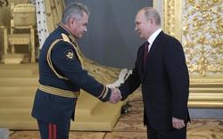 Ông Putin tung mục tiêu sát sườn của Nga tại G20