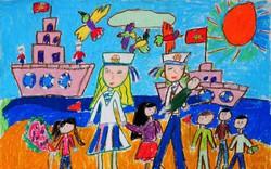 Triển lãm hơn 100 tác phẩm hội họa về Hoàng Sa - Trường Sa của Việt Nam