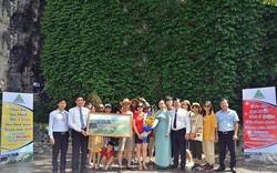 Khu du lịch Ngũ Hành Sơn đón vị khách thứ 1 triệu