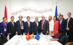 Hoạt động của Thủ tướng trong ngày đầu của Hội nghị thượng đỉnh G20
