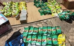 Biểu dương thành tích xuất sắc các đơn vị tham gia triệt phá đường dây vận chuyển gần 60 kg ma túy đá qua biên giới