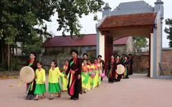 Bắc Ninh thực hiện chính sách tôn vinh, đãi ngộ nghệ nhân quan họ