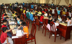 Cờ vua Bình Thuận tham gia giải miền Trung và Tây nguyên mở rộng 2019