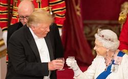 Những hình ảnh đẹp nhất của Tổng thống Trump cùng Hoàng gia Anh