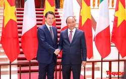 Italy mong muốn tăng cường hơn nữa quan hệ đối tác chiến lược với Việt Nam