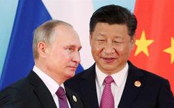 Gặp gỡ Nga-Trung: