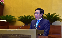 Phó Thủ tướng Phạm Bình Minh: Thúc đẩy quảng bá di sản văn hóa, du lịch Việt Nam ra nước ngoài