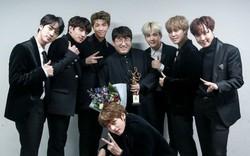 7 chàng trai BTS được mời chấm giải âm nhạc Grammy danh giá