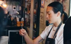 Cô gái gốc Việt trải lòng về kỷ lục
